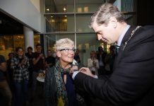 ATOS RTV Koninklijke onderscheiding voor Kooi ASZ Dordrecht