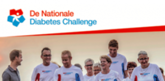 Start Diabetes Challenge in Zwijndrecht ATOS RTV